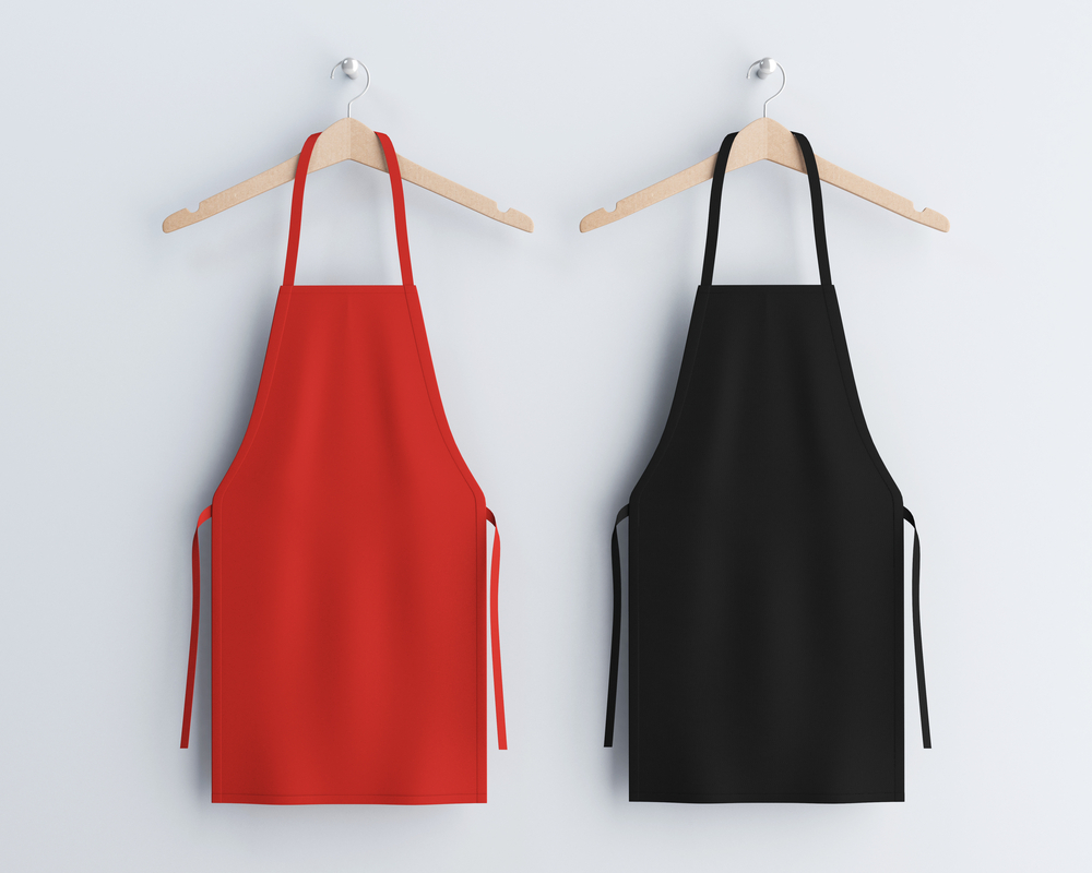 professional apron rental