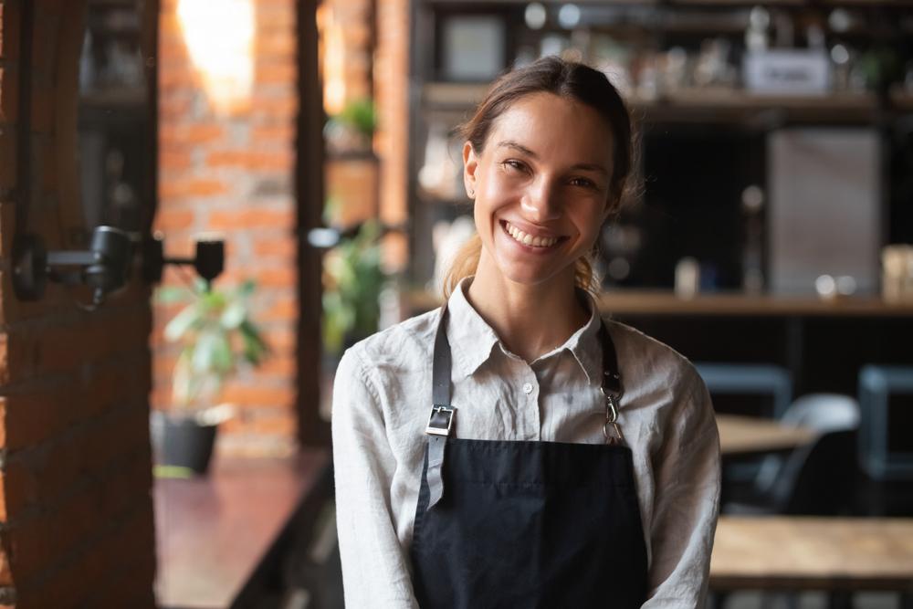 front house restaurant uniform