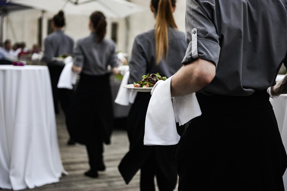 front house restaurant uniforms