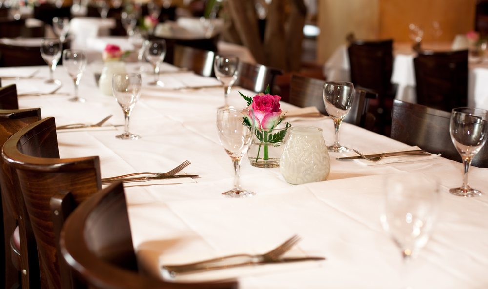 Professional Tablecloth Rental in Dallas